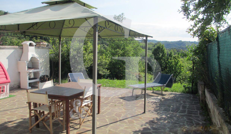 giardino mitterrand monte san pietro bologna vendita villetta