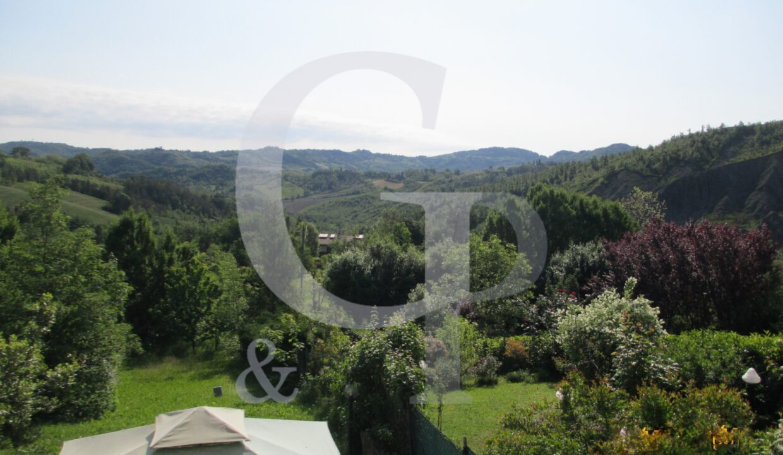 vista villetta vendita mitterrand monte san pietro bologna