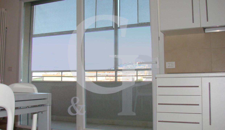 balcone vista mare gabicce appartamento vendita bilocale battisti
