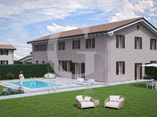 villa nuova costruzione zola predosa bologna giardino