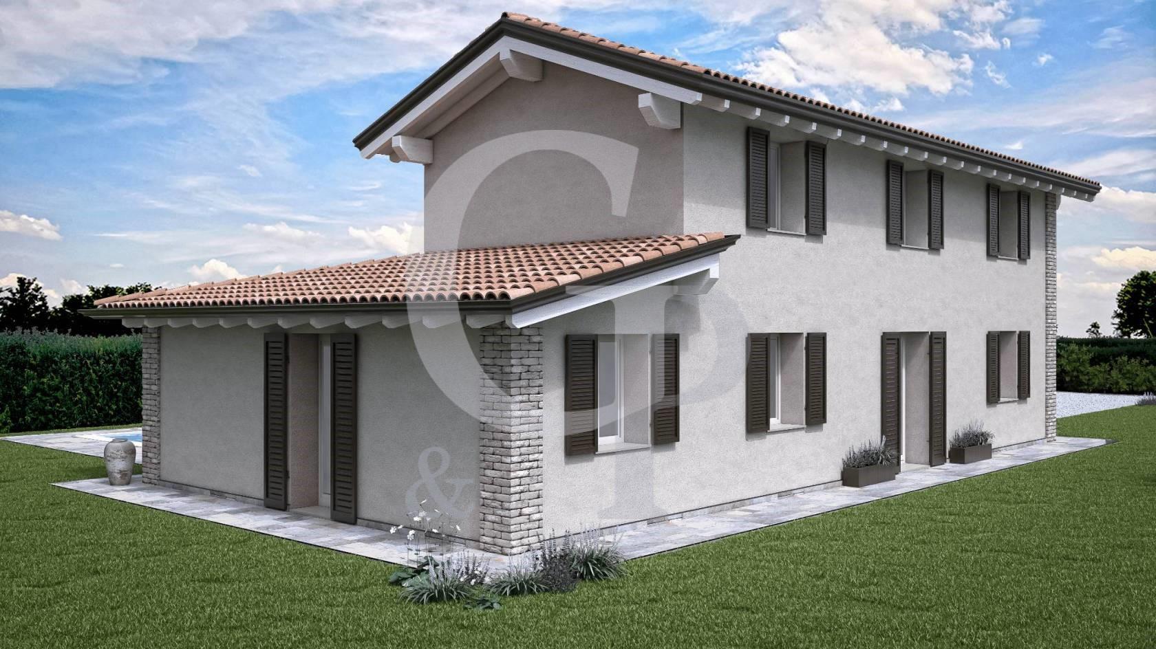 Zola Predosa, Villa unifamiliare (Via Madonna dei Prati) – Vendita